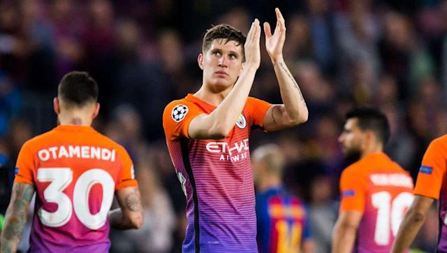 ​Manchester City players look set to have a bright purple away kit next season if leaked images of a proposed new jersey currently being shared on social media are anything to go by. City have been using a black away kit with maroon trim during Pep Guardiola's first year in charge, while the third kit has featured purple as part of an orange kit. This time it looks like there will be a lot more purple after an image of an all-purple shirt with sky blue and white trim for 2017/18 has been...