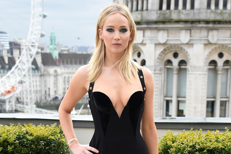 """Jennifer Lawrence Responds to """"Utterly Ridiculous"""" Concerns Over Her Not Wearing a Coat in 40-Degree Weather"""