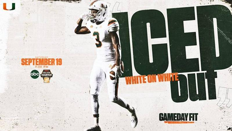 Miami goes toe to toe with Louisville in uniform game, breaks out stormtrooper threads