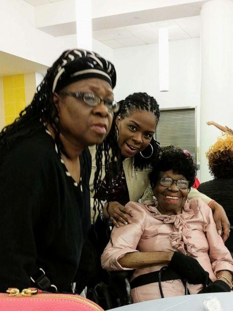 PHOTO: Alelia Murphy 114th birthday (Courtesy Nefer Nekhet)