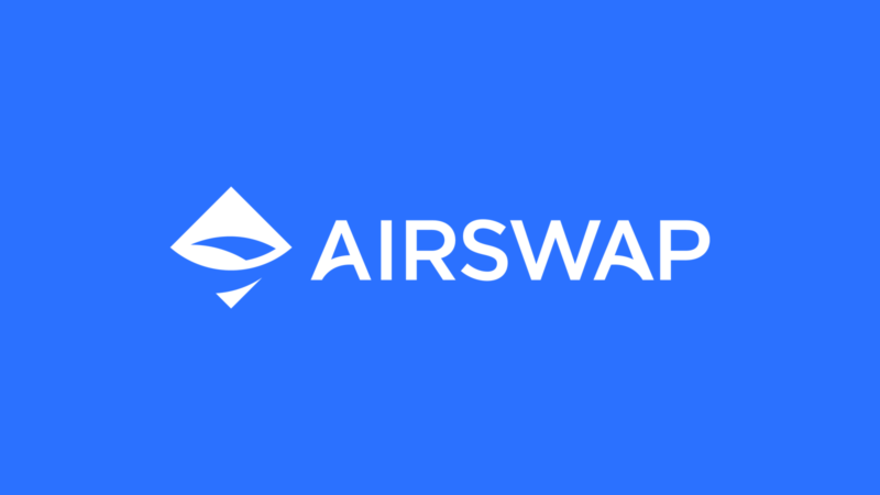 "Token trading project AirSwap discloses ""critical vulnerability"" in new smart contract"
