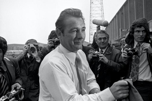 Brian Clough's stint at Leeds was brief