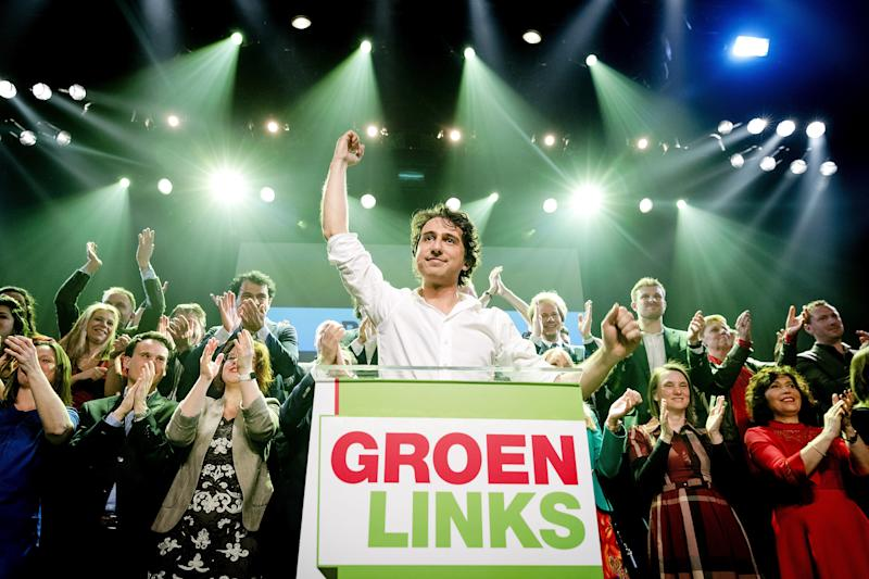 The Internet Is Declaring This Politician the Justin Trudeau Lookalike of the Netherlands