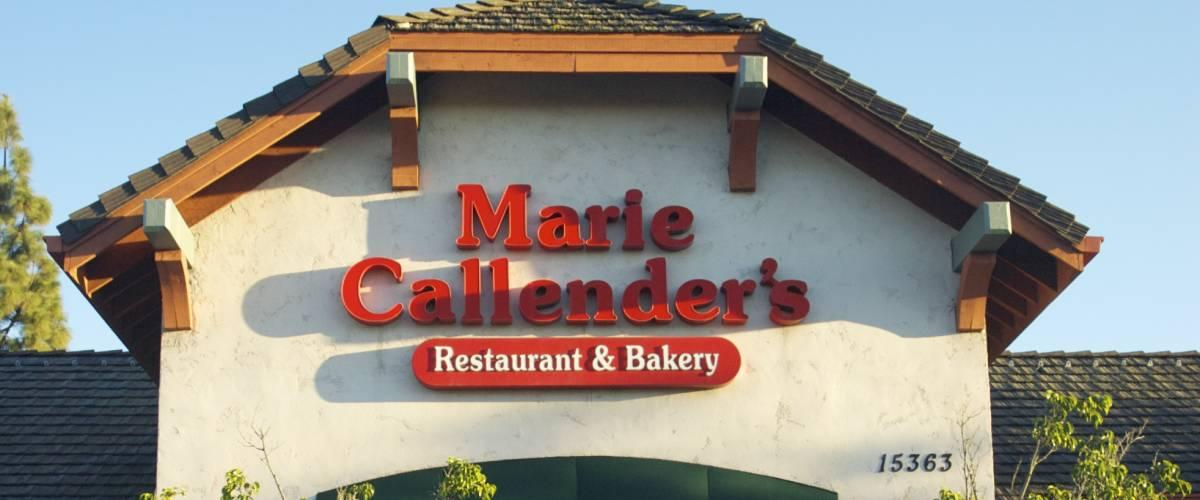 <cite>Hcallas / Wikimedia Commons</cite> <br>Marie Callender's has gone from more than 50 restaurants down to two dozen.<br>