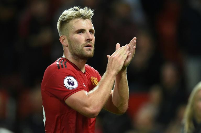 Fighting fit: Luke Shaw has battled back from a lack of form and fitness to earn an England recall