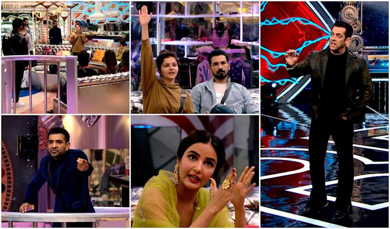 Bigg Boss 14 Weekend Ka Vaar October 18: From Salman Khan's Lecture To Rubina Dilaik to Shehzad Deol, Abhinav Shukla and Jaan Kumar Sanu in Bottom 3 - 5 Highlights of BB14