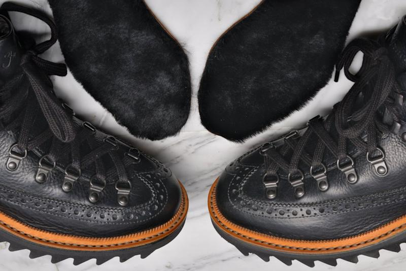 a0841c2a00c This Limited-Edition Boot Collection Has Lamb Fur Liners, Vegetable ...