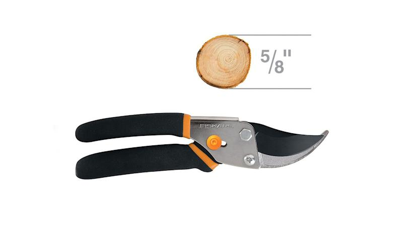 Fiskars Steel Bypass Pruning Shears (Photo: Amazon)