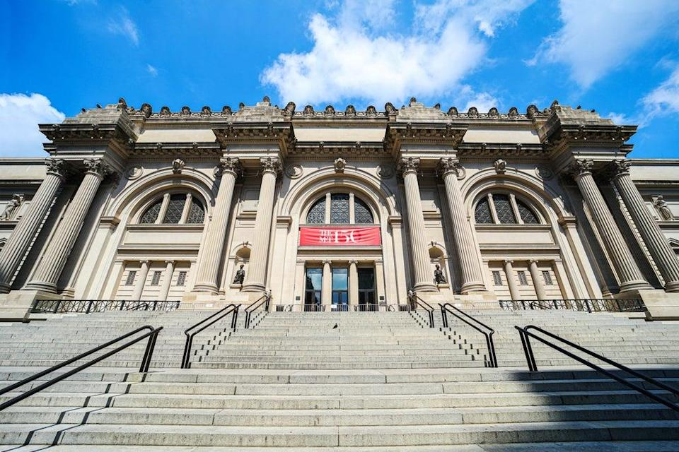 The Metropolitan Museum of Art reopened to provide solace for New Yorkers (Getty Images)