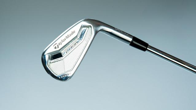 <strong>IRONS</strong><br> <strong>SPECS:</strong> TaylorMade P750 (4-iron through pitching wedge)