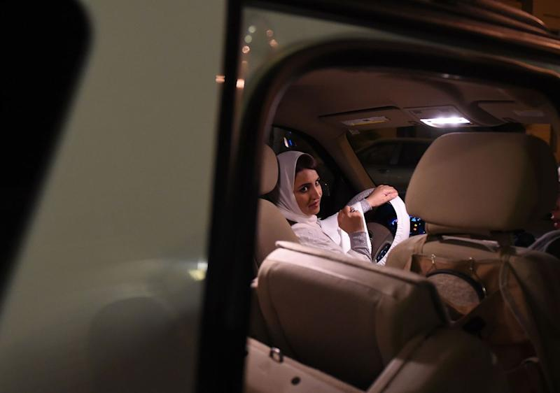 Saudi Women Finally Start Their Engines as Driving Ban Ends