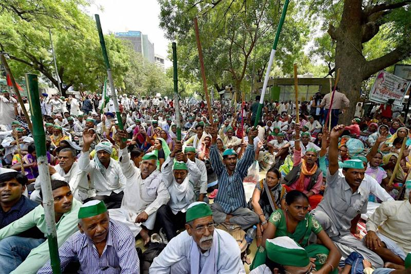 Farmer Leaders From Across States Threaten Countrywide Agitation as Their Parliament Gherao Plan is Foiled
