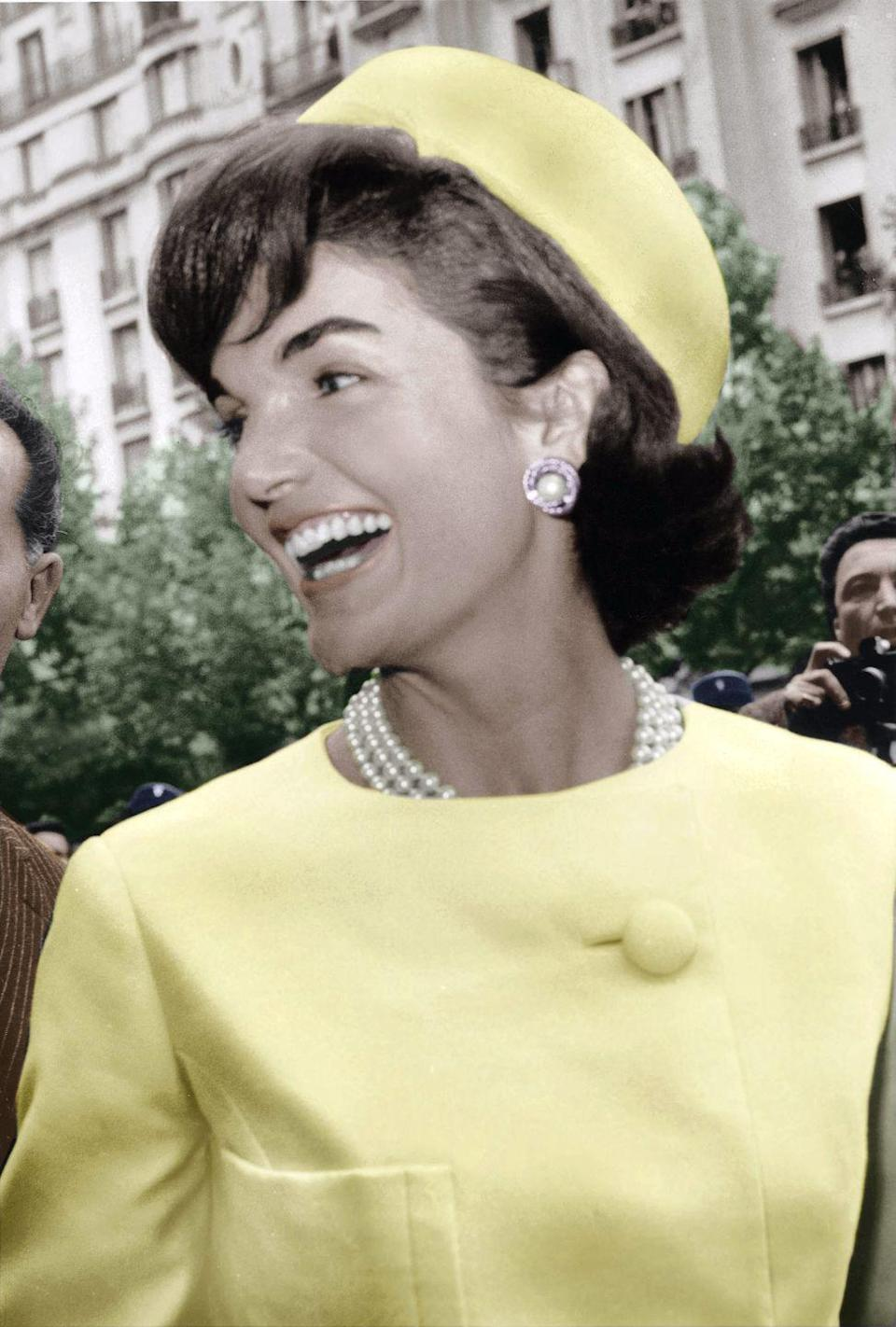<p>Jackie O-approved. </p>