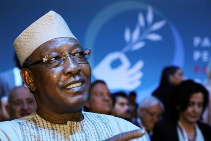 Idriss Deby Itno, a former army chief, has been in power since 1990