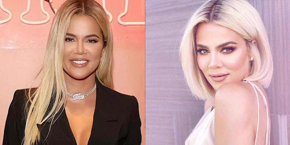 <p>In the midst of our girl Khloé dealing with her extremely complicated breakup from Tristan Thompson, the reality star opted for a fresh and easy blunt chop. YGG! </p>