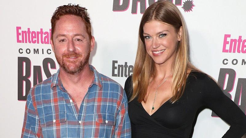 Adrianne Palicki Files for Divorce From 'The Orville' Co-Star Scott Grimes After 2 Months of Marriage