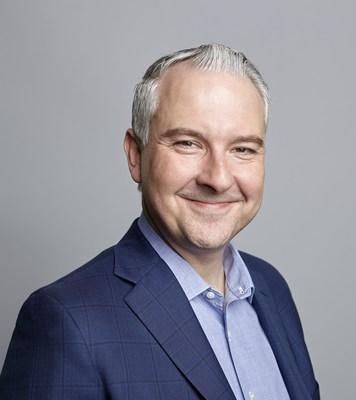 John Tavares, Vice President, Global Channel and Alliances, Commvault.