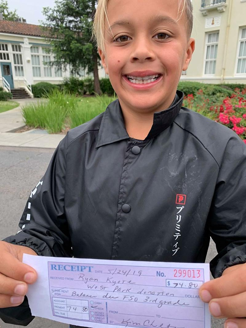 9-Year-Old Boy Pays Off School Lunch Debt for Classmates — and Sparks a National Discussion