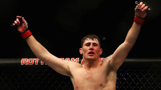 As Darren Till prepares for his first title shot against welterweight champion Tyron Woodley, he shares a unique perspective on family and fighting.