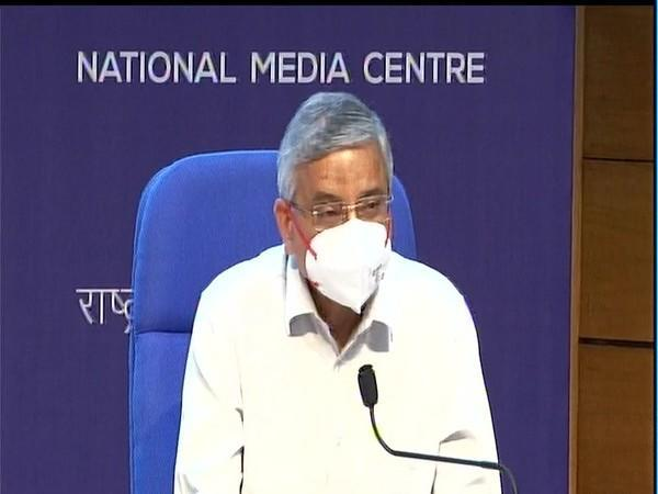 Director of All India Institute of Medical Sciences (AIIMS) Dr Randeep Guleria. (Photo/ ANI)