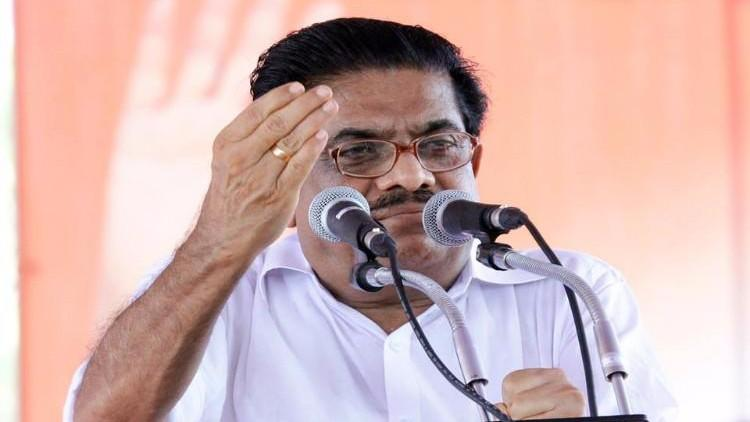 KPCC Chief VM Sudheeran Steps Down Due to 'Health Reasons'