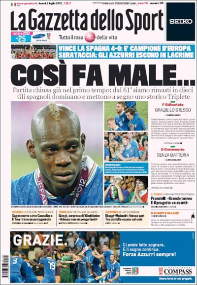 La Gazetta dello Sport