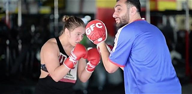 Ronda Rousey Hires New Coach; UFC or WWE on the Horizon?