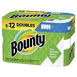 Bounty Select-A-Size Paper Towels. (Photo: Amazon)
