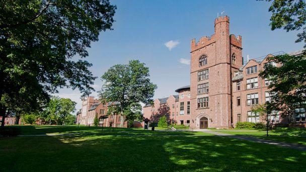 PHOTO: Mount Holyoke College in Massachusetts. (Lawrence Sawyer/Getty Images)