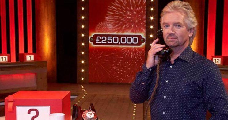 Channel 4 axed Deal or No Deal after eleven years on our TV screens (Copyright: Channel 4)