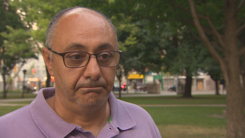 'Hate is alive here': Wife of beaten Mississauga man speaks out after attack