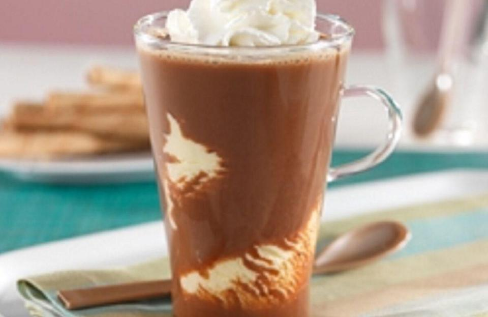 "<p>In the state of Rhode Island, coffee milk is all the rage. The drink was named as the state's official beverage in 1993, a few decades after it was introduced to Rhode Islanders. A spin on coffee milk, this frosted coffee float recipe is a mixture of coffee, vanilla ice cream and cocoa, reminiscent of some <a href=""https://www.thedailymeal.com/best-recipes/best-coffee-recipes?referrer=yahoo&category=beauty_food&include_utm=1&utm_medium=referral&utm_source=yahoo&utm_campaign=feed"" rel=""nofollow noopener"" target=""_blank"" data-ylk=""slk:coffee recipes you can make at home"" class=""link rapid-noclick-resp"">coffee recipes you can make at home</a>.</p> <p><a href=""https://www.thedailymeal.com/best-recipes/frosted-coffee-float?referrer=yahoo&category=beauty_food&include_utm=1&utm_medium=referral&utm_source=yahoo&utm_campaign=feed"" rel=""nofollow noopener"" target=""_blank"" data-ylk=""slk:For the Frosted Coffee Float recipe, click here"" class=""link rapid-noclick-resp"">For the Frosted Coffee Float recipe, click here</a>.</p>"