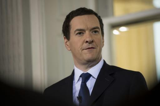 UK ex-finance minister Osborne quits parliament before election