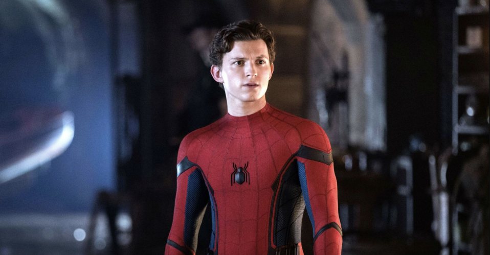 Tom Holland in Spider-Man: Far From Home (credit: Disney/Sony)