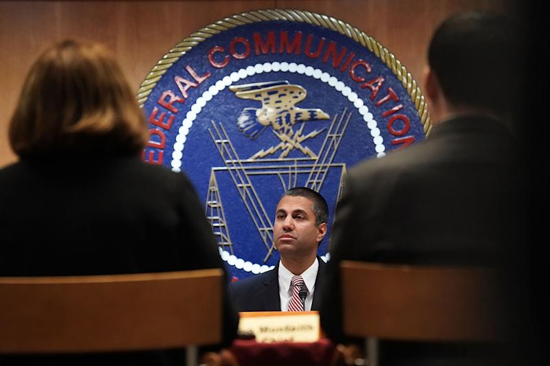 FCC's net neutrality reversal is denounced by Silicon Valley, Democrats