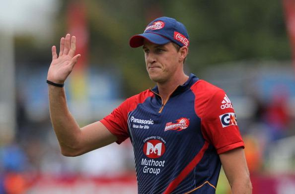 CLT20 2012 Match 15 - Perth Scorchers v Delhi Daredevils
