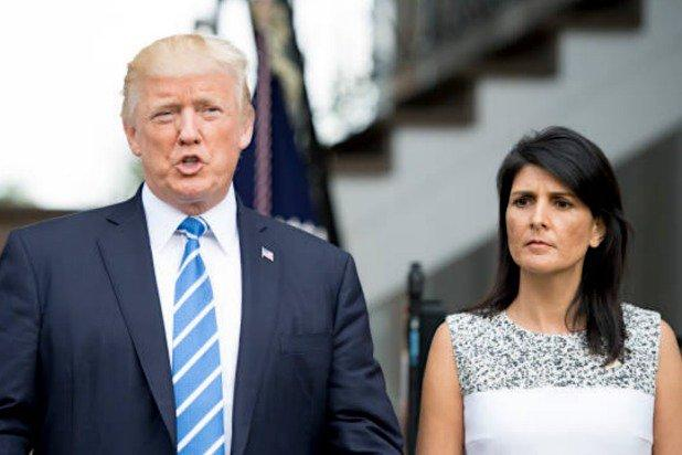 Michael Wolff's Trump Affair Clues Point to Nikki Haley, and We Hate