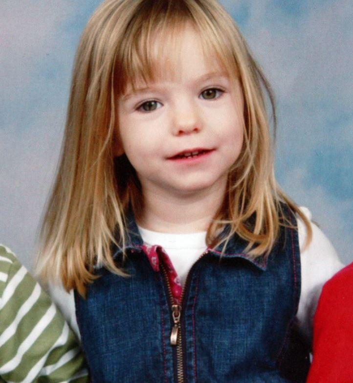 madeleine mccann - photo #7