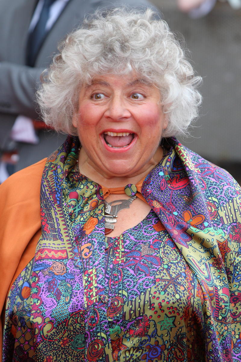 Miriam Margolyes (Getty Images)