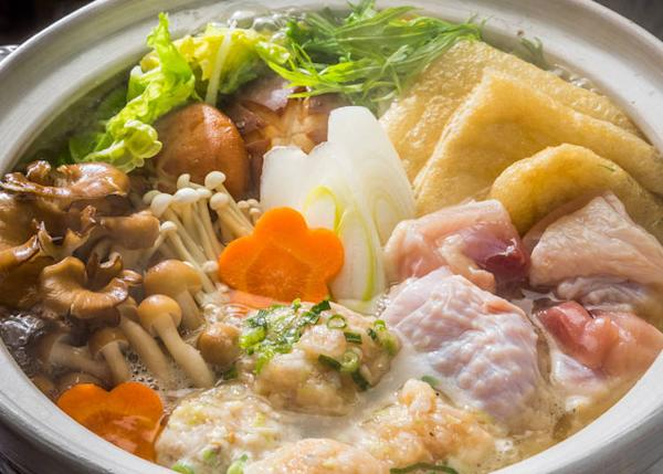 Chanko nabe is a protein-rich stew consumed by sumo wrestlers.
