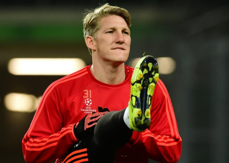 Manchester United's German midfielder Bastian Schweinsteiger has been frozen out by new United manager Jose Mourinho and is yet to make a competitive appearance this season