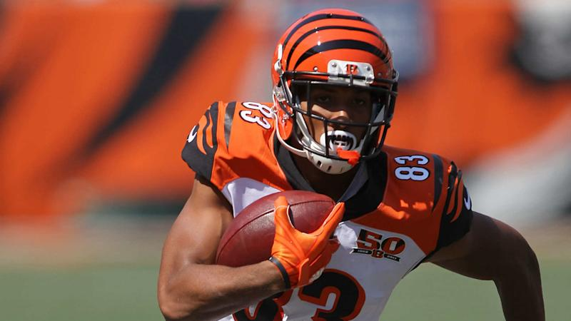 Tyler Boyd Signing Four-Year, $43 Million Extension with Bengals