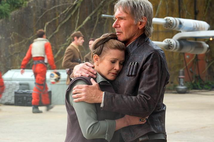 Carrie Fisher will not be in 'Star Wars: Episode IX'