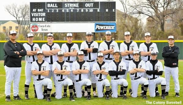 The Colony baseball