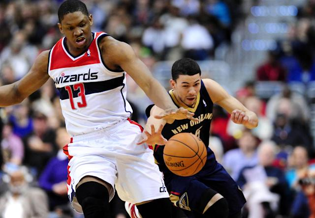 Wizards re-sign Kevin Seraphin, Garrett Temple