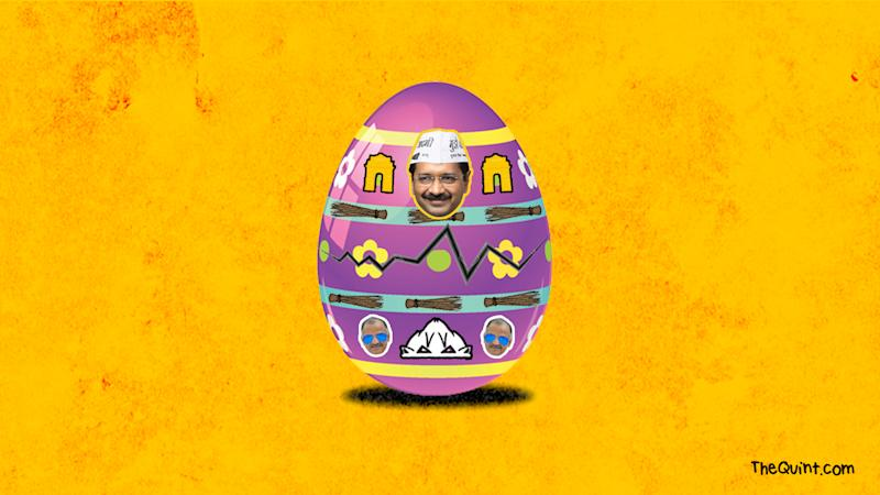 Interactive: Crack the Easter Eggs to Predict MCD Election Results
