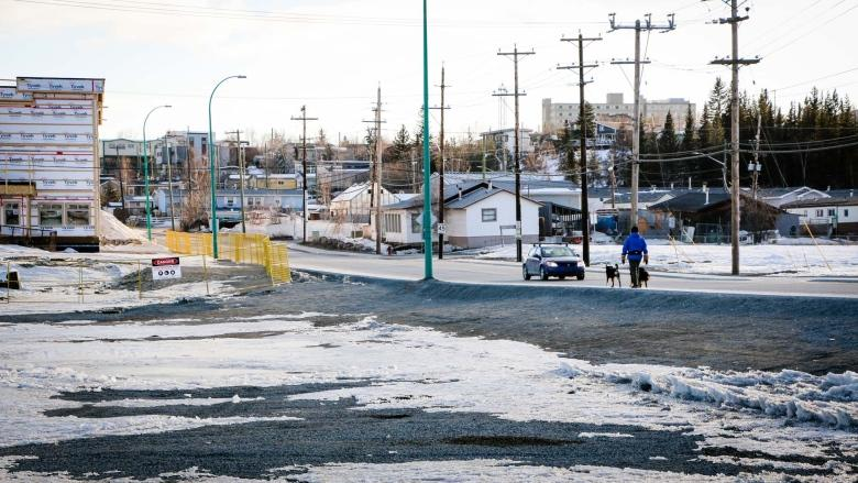 The Gateway to Old Town? City has big plans for barren Yellowknife lot