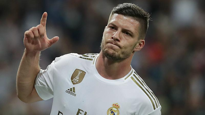 Jovic is the future – Zidane backs Real Madrid striker to shine in Supercopa