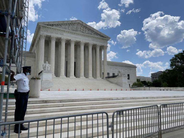 Donald Trump's appointment of three justices locked in a 6-to-3 conservative majority on the Supreme Court