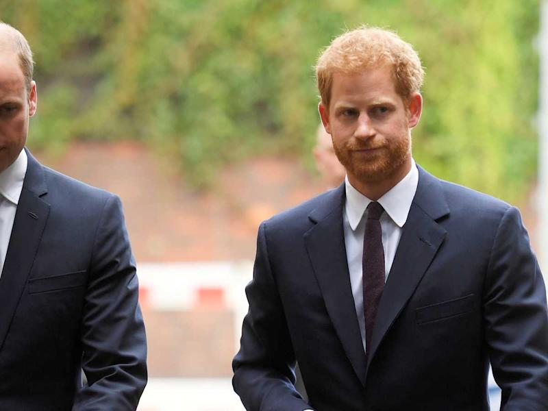 Harry recadré par William : le duc de Cambridge lui a remonté les bretelles